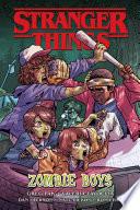 Stranger Things Zombie Boys Graphic Novel