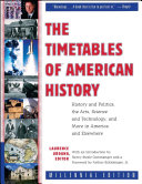The Timetables of American History ebook