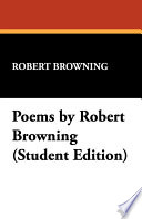 Robert Browning Books, Robert Browning poetry book