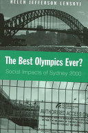 Best Olympics Ever?, The
