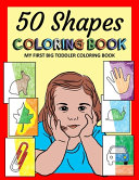 My First Big Toddler Coloring Book