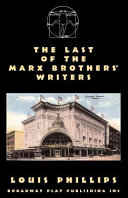 The Last of the Marx Brothers  Writers