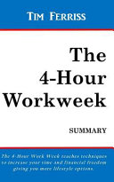 The 4-hour Workweek banner backdrop