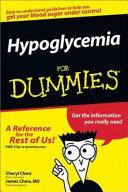 Hypoglycemia For Dummies