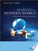 Making the Modern World  Materials and Dematerialization Book