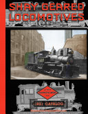 1921 Shay Geared Locomotive Engine and Parts Catalog