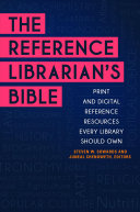 The Reference Librarian S Bible