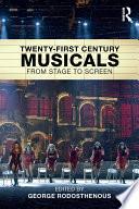 Twenty First Century Musicals