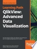 QlikView  Advanced Data Visualization Book