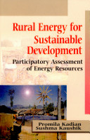 Rural Energy For Sustainable Development Book PDF