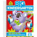 Big Kindergarten Spiral Book PDF