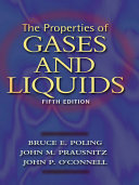 Pdf The Properties of Gases and Liquids Telecharger
