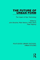 The Future Of Urban Form Book PDF