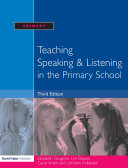 Pdf Teaching Speaking and Listening in the Primary School Telecharger