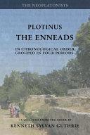 Plotinus the Enneads
