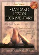 Standard Lesson Commentary Kjv International Sunday School Lessons With Cdrom