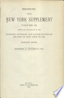 New York Supplement