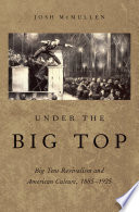 Under The Big Top Book PDF