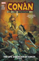 link to Conan the barbarian in the TCC library catalog