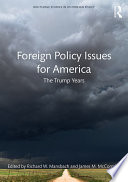 Foreign Policy Issues for America Book