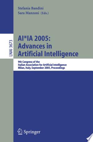 Download AI*IA 2005: Advances in Artificial Intelligence Free PDF Books - Free PDF