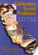 California s Social Problems