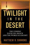 Twilight in the Desert Book PDF