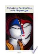 Protreptics to Devotional Love in the Bhagavad Gita