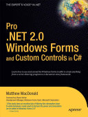 Pro  NET 2 0 Windows Forms and Custom Controls in C