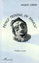 Pdf Prince Trouduc en panach Telecharger