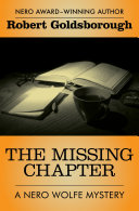 Pdf The Missing Chapter Telecharger