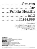 Grant  for Public Health and Diseases