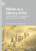 Tolkien as a Literary Artist