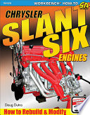 Chrysler Slant Six Engines