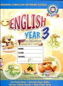 English Year 3 SK   Activity Book  UTUSAN    SPBT