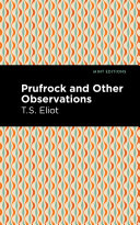 Pdf Prufrock and Other Observations