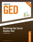 Master the GED: Mastering the Social Studies Test
