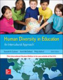 Human Diversity in Education 9e Book