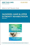 Hand and Upper Extremity Rehabilitation Pageburst E book on Kno Retail Access Card Book