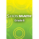 Saxon Math Course 1 Book
