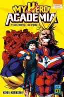 My Hero Academia T01 Pdf/ePub eBook