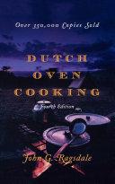 Dutch Oven Cooking [Pdf/ePub] eBook