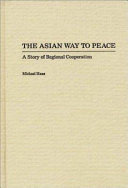 The Asian Way to Peace