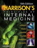 Harrison's Principles of Internal Medicine, 18th Edition