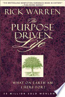 Cover of The Purpose-driven Life