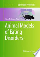 Animal Models of Eating Disorders
