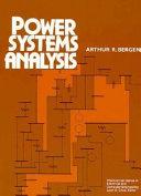 Power Systems Analysis Book PDF