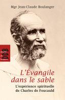 Pdf L'Evangile dans le sable (N.ed) Telecharger