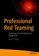 Professional Red Teaming Book