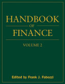 Handbook of Finance  Investment Management and Financial Management